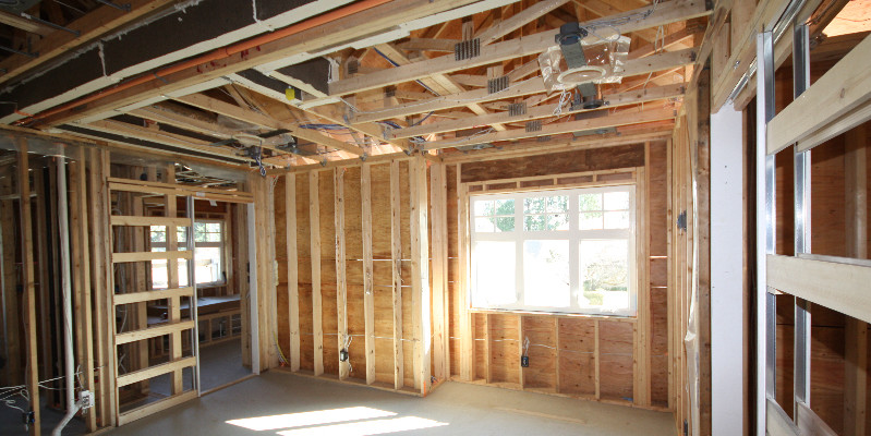 New Build House – framing and internal components – Home Renovations ...